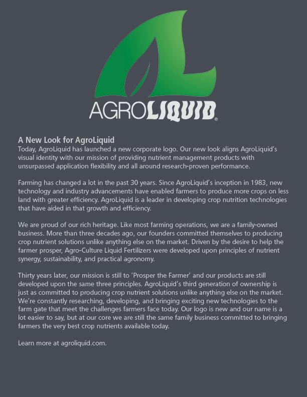 AgroLiquid New Logo