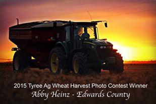 2015 Wheat Harvest Contest Winner
